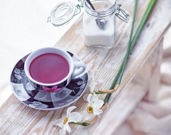 barberry tea