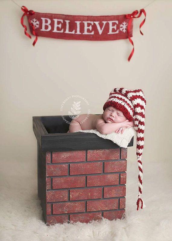 Baby-in-chimney