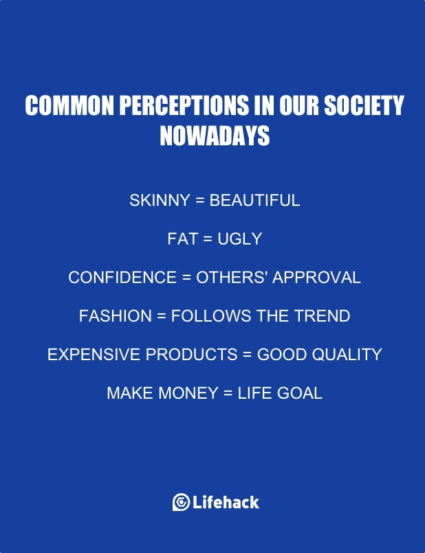 COMMON PERCEPTIONS
