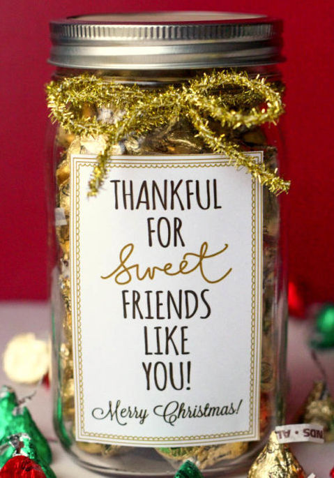 thankful-for-sweet-friends-like-you-christmas-gift-idea-cute-simple-inexpensive2