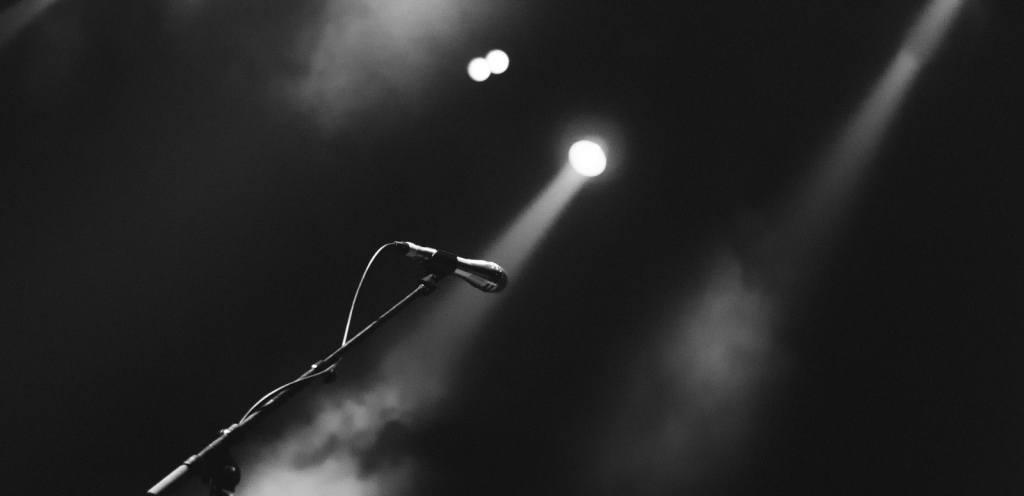 microphone Oscar Keys