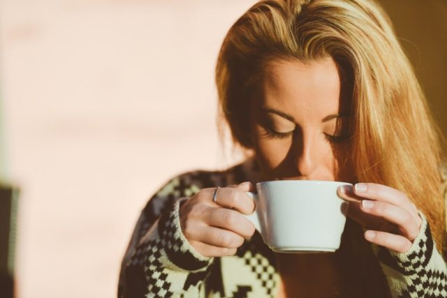 quit coffee painlessly