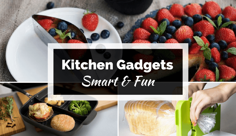 10 Clever Kitchen Gadgets You Don't Even Know Exist