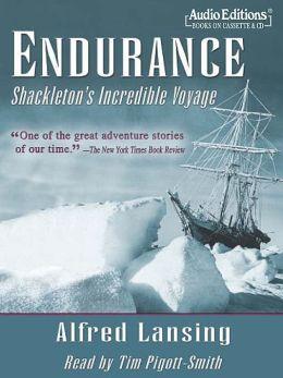 13. Endurance by Alfred Lansing
