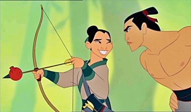 Disney Mulan Versability Brian Penny Lifehack