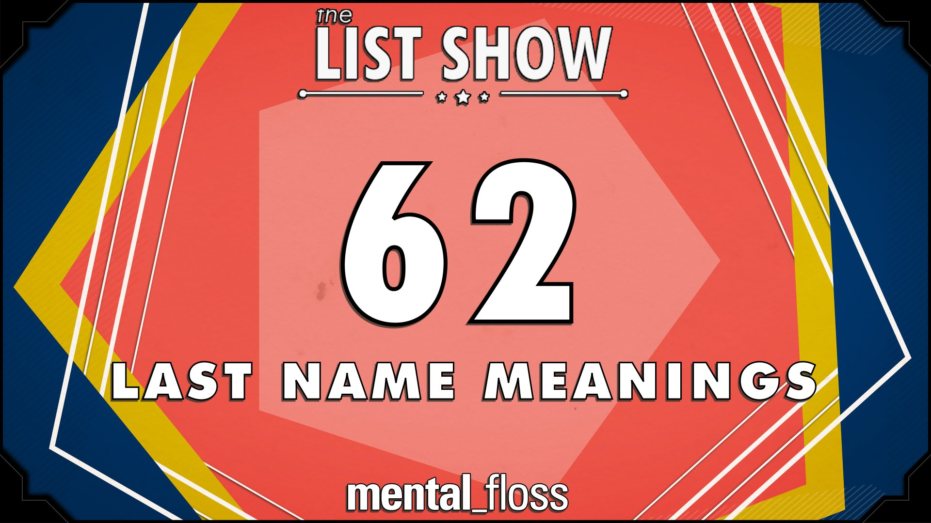 What Does Your Last Name Mean