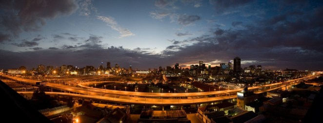 Johannesburg_Sunrise,_City_of_Gold by dylan harbour 2008