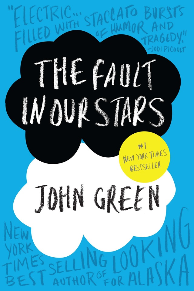 The Fault in Our Stars by John Green (image credit Penguin) VIA Amazon.com