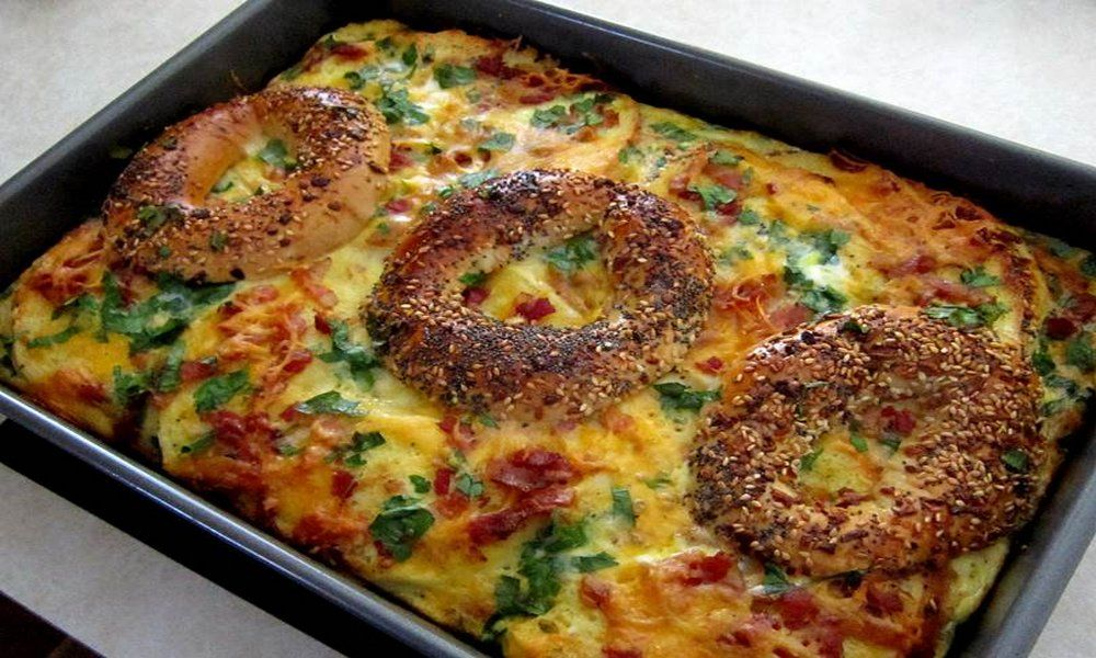 Bodacious Bagel Breakfast Bake(1)