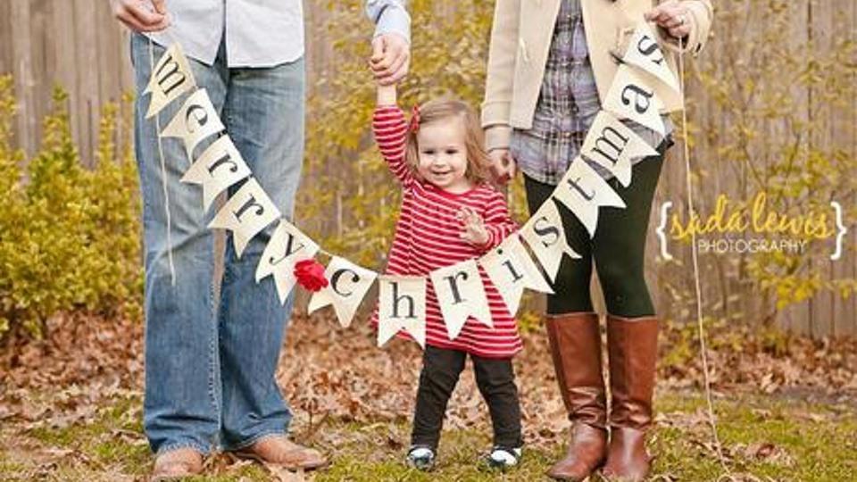 5 Ideas Of Creative Family Christmas Card
