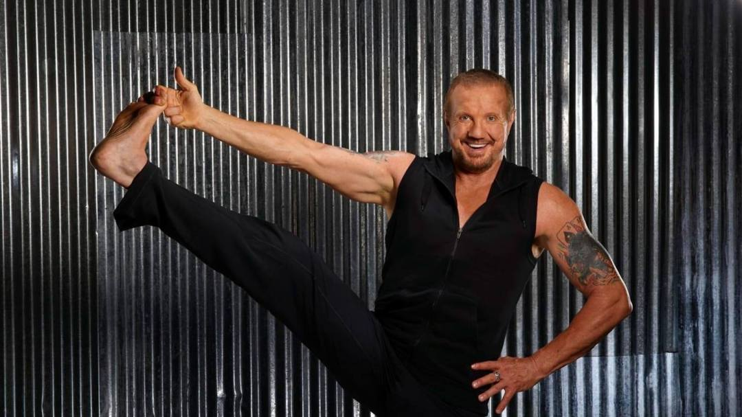 The Power of Yoga: How Diamond Dallas Page Keeps Fighting