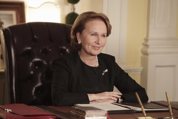 Emmys 2014: 'Scandal's' Kate Burton on Playing the Murderous Vice President