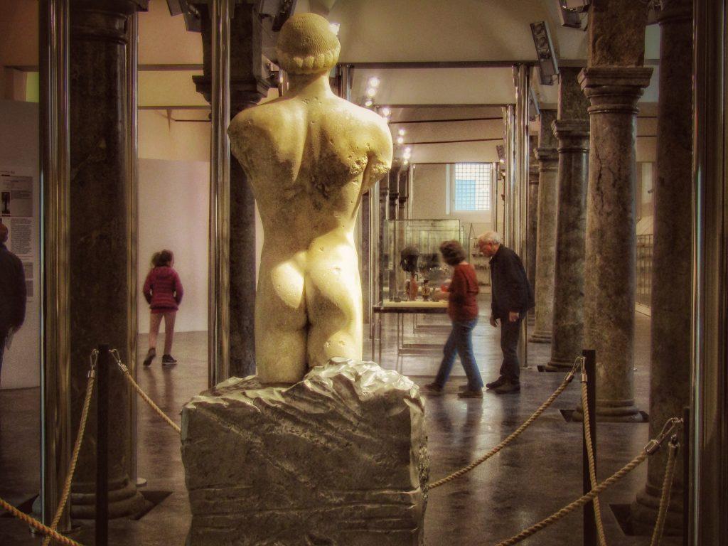 Il Kouros ritrovato continua ad incantare Palermo