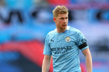 Kevin De Bruyne Injury: Man City Midfielder Could Return For Carabao Cup  Final - The Athletic