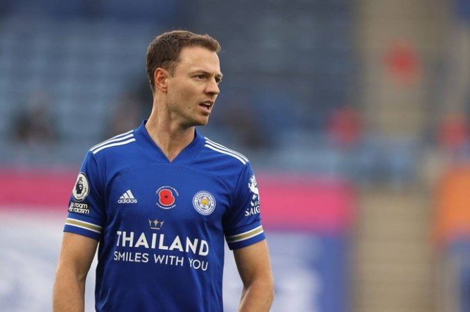 Leicester open talks with Jonny Evans over new contract - The Athletic