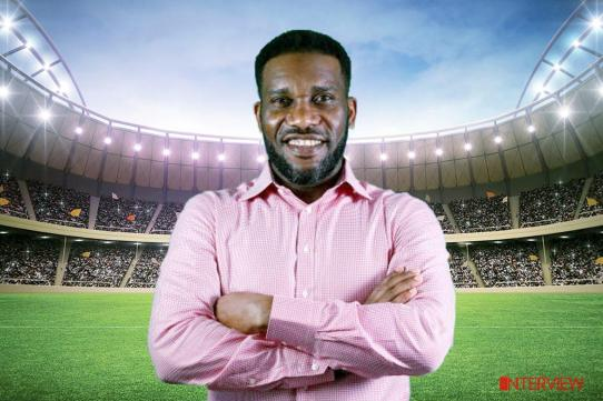 AFCON 2019: It's Not My Place To Advise Gohr - Jay-Jay Okocha ...