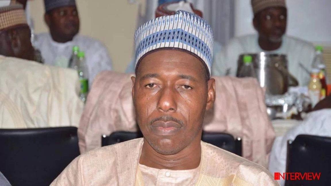 President Muhammadu Buhari On Thursday Met With Gov. Babagana Zulum Of Borno At The State House, Abuja. Zulum, Who Spoke To State House Correspondents After The Meeting, Said He Was In The State Hou