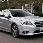 Subaru Legacy Um Japones Cumpridor Motor Show