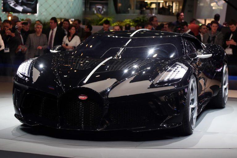 Cr7 Compra O Carro Mais Caro Do Mundo Um Bugatti De R 48