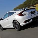Avaliacao Com 208 Cv E Cambio Manual Honda Civic Si E Um Verdadeiro Cupe Esportivo Motor Show