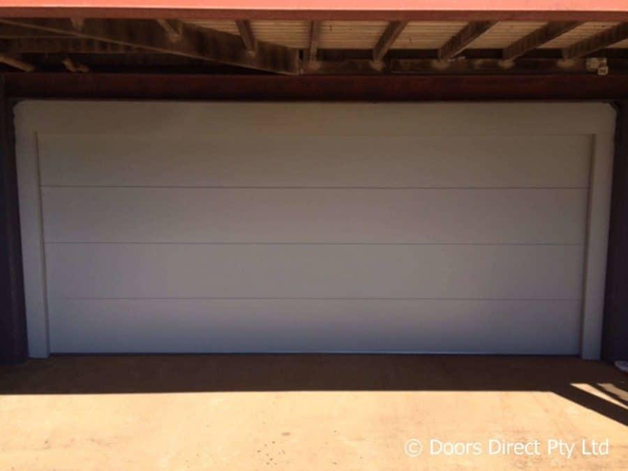 Panel Lift Amp Sectional Garage Doors Brisbane Doors Direct
