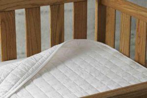 Coyuchi Organic Mattress Pad Crib