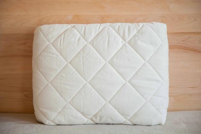 Suite Sleep Washable Wool Organic Mattress Pad