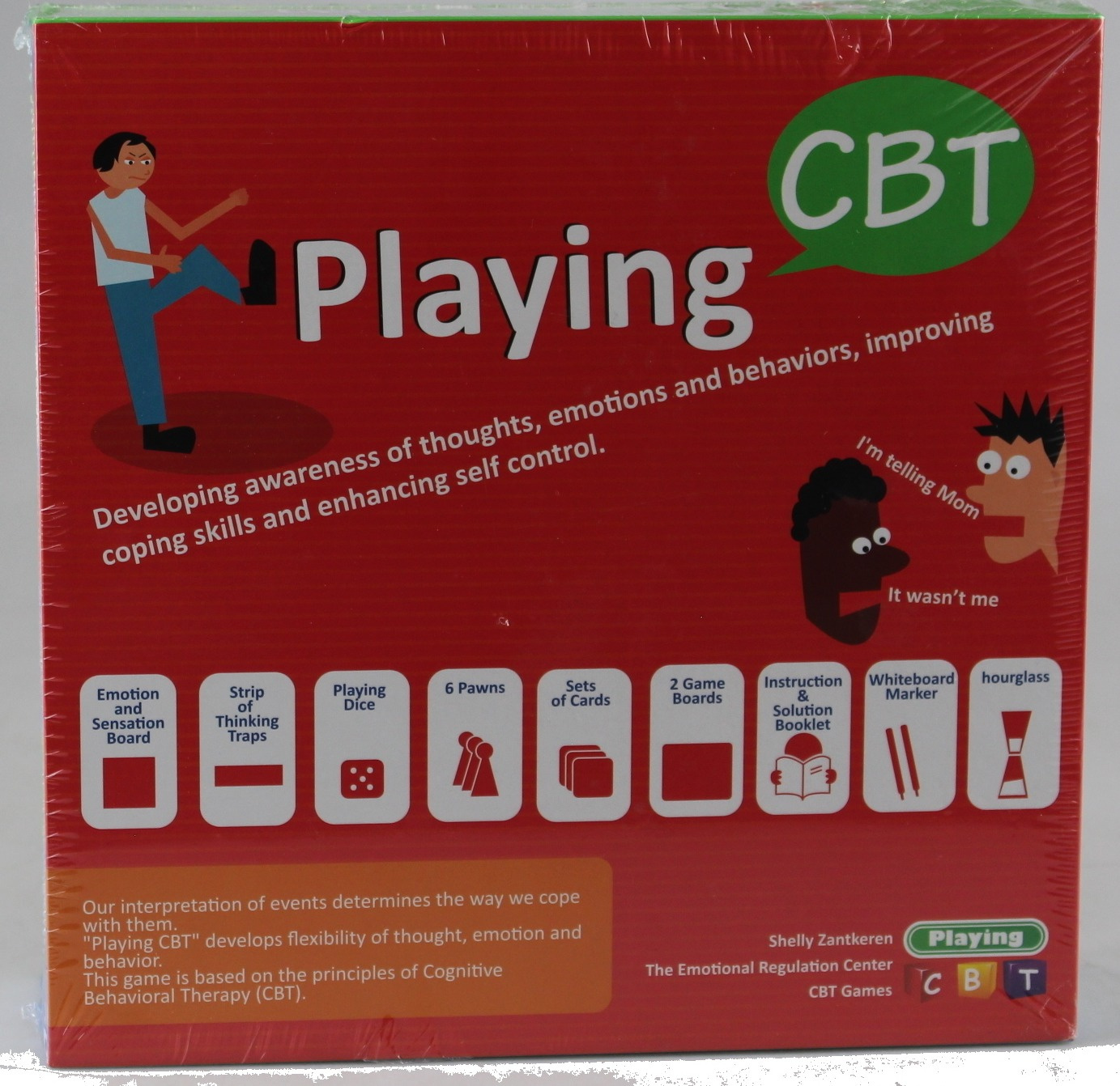 Cbt Games For Kids