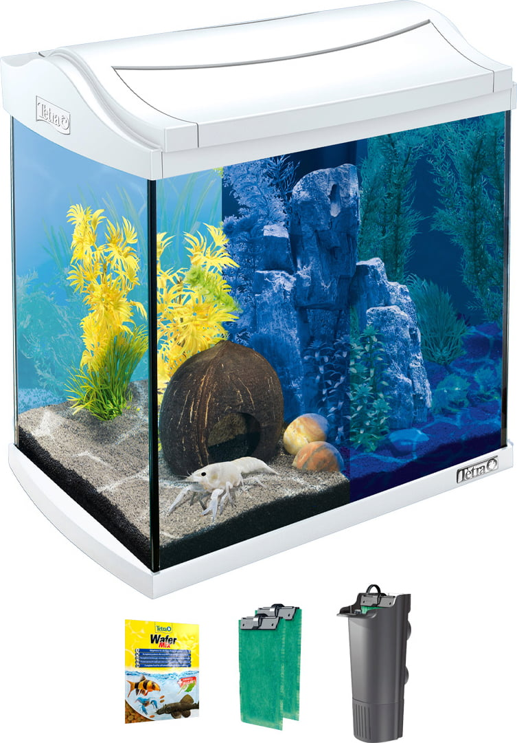 Tetra Aquaart Shrimp Aquarium Led 30l Olibetta Online Shop