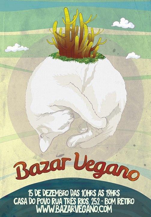 bazar-vegano-final-ano-são-paulo-camaleão-veganismo