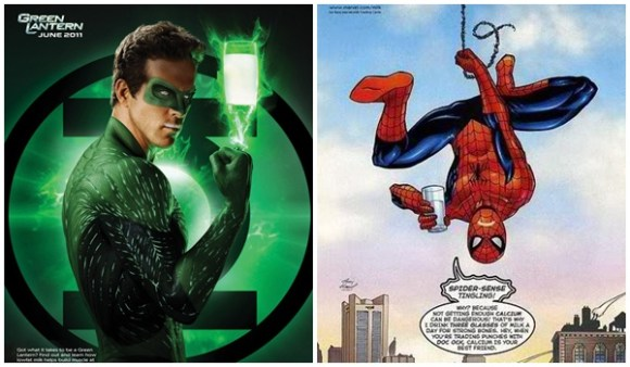 got-milk-homem-aranha-spider-man-lanterna-verde