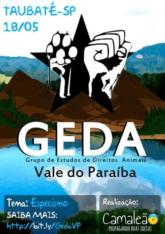Especismo-GEDA-VALE-Direitos-Animais-Taubate-Camaleao-Vale-Paraiba