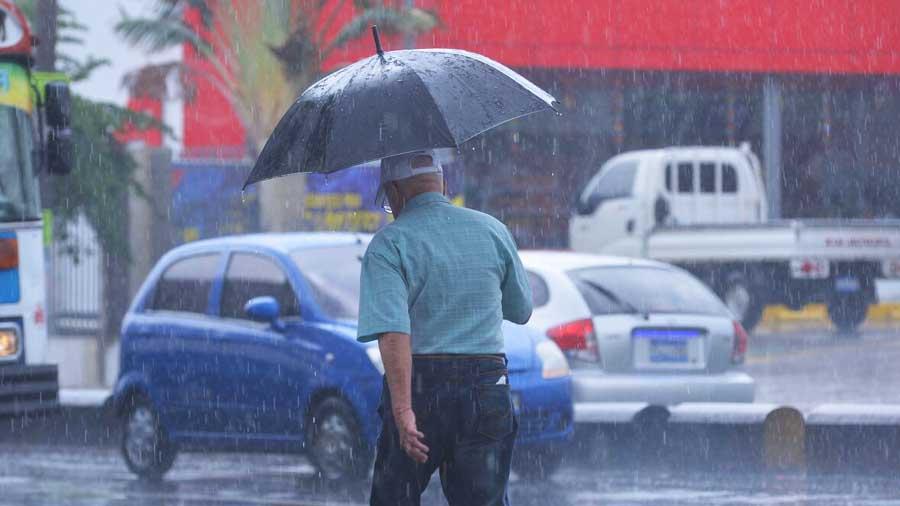 Época lluviosa comenzará a mitad de mayo