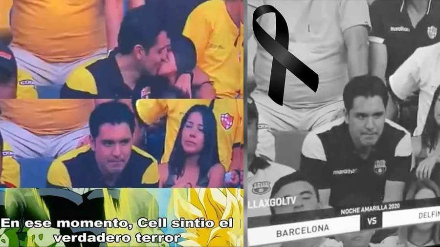 Los Mejores Memes Que Dejo La Goleada De Gremio Sobre Barcelona