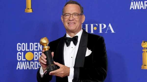 El mensaje de Tom Hanks que hizo llorar a sus colegas en los Globos de Oro | Noticias de El Salvador - elsalvador.com