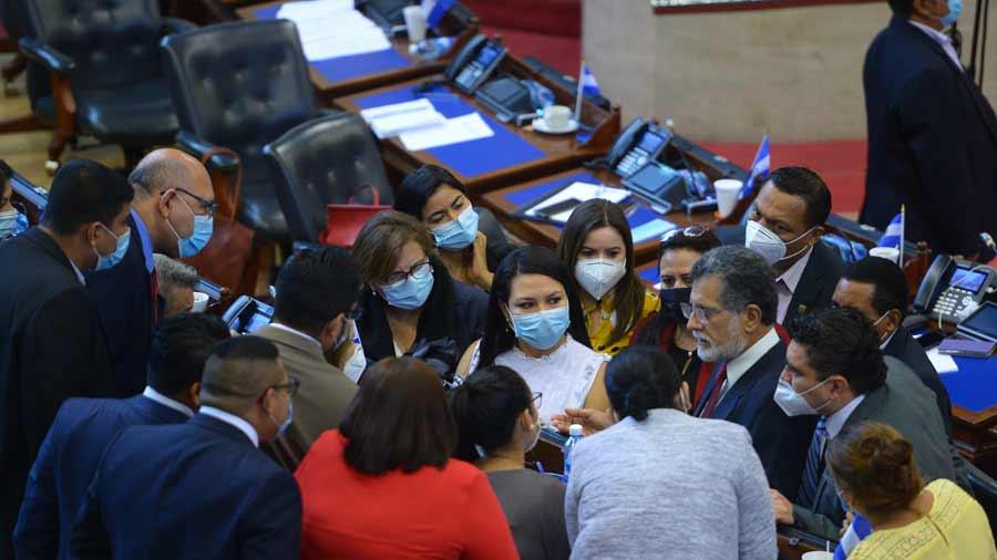 FMLN se opone a intentos de privatización del ISSS