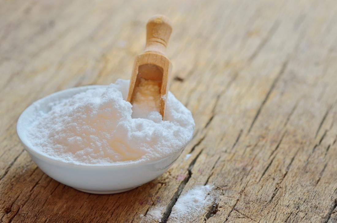 Image result for baking soda remove hair