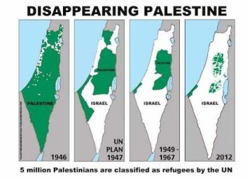Palestine: Imperial failures and their consequences | openDemocracy