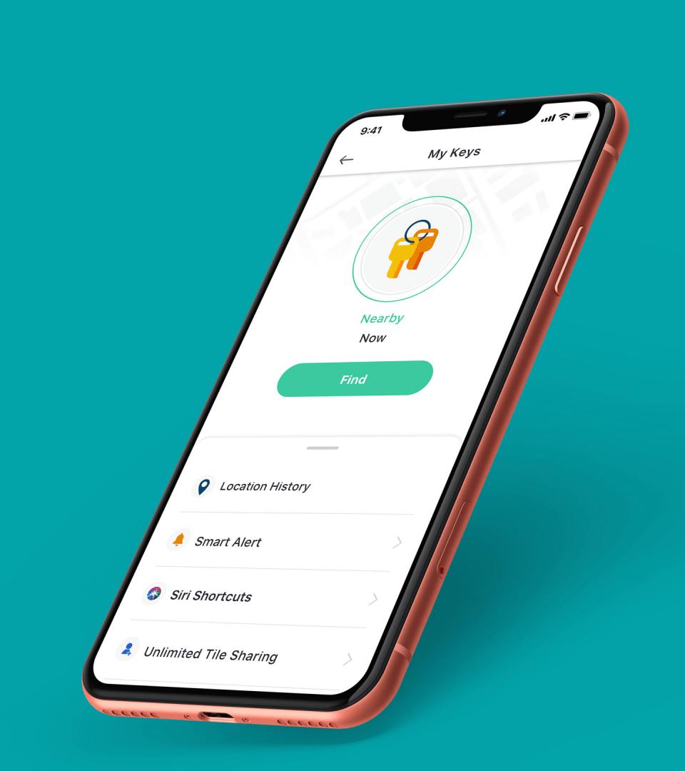 bluetooth tracker und die tracker app