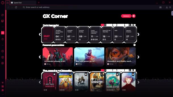 GX CORNER