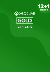 xbox live gold membership 12 1 month great price eneba