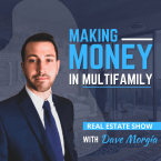 Making Money in Multifamily Real Estate Podcast-logo