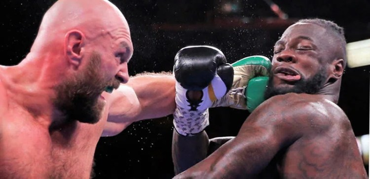 Why Deontay Wilder lost to Tyson Fury