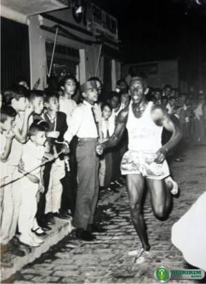 Orides Alves no auge de sua carreira - Foto: Acervo pessoal