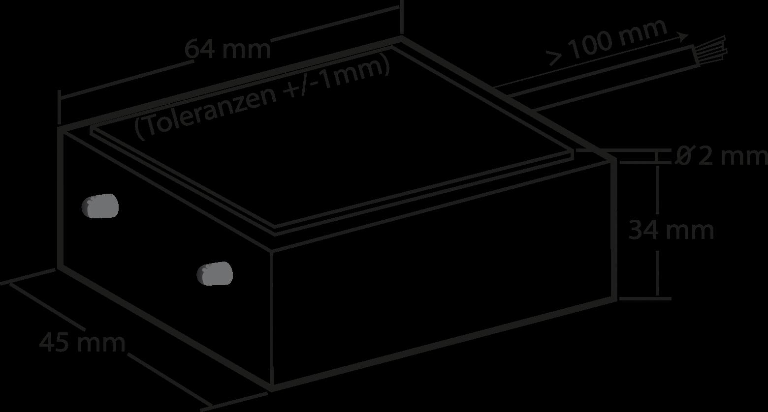 M 152 Regensensor Drahtgebunden Bei Reichelt Elektronik