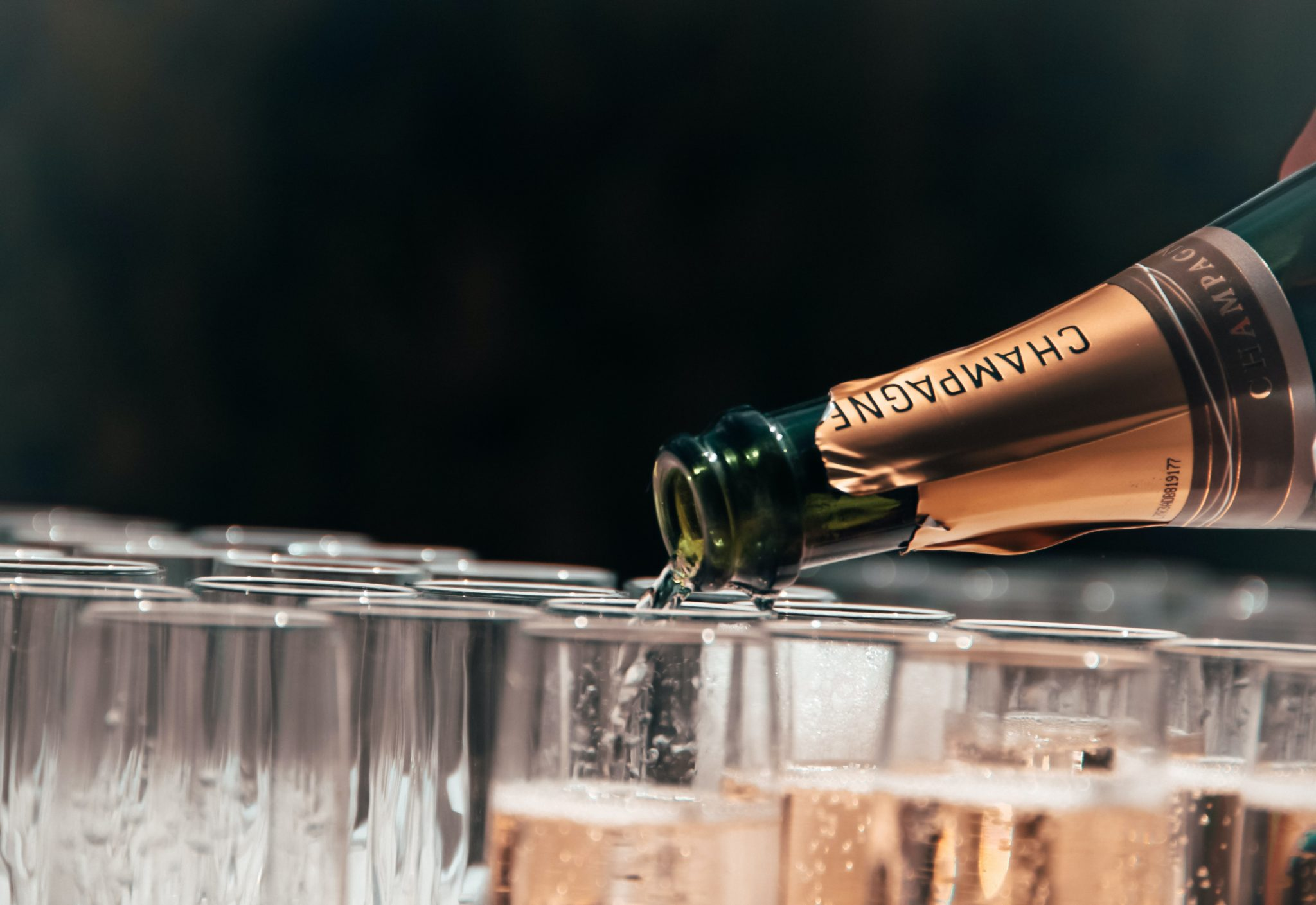 Raising a toast to the champagne industry with champagne cocktails