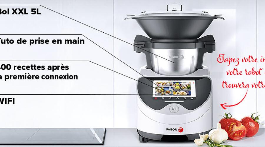 carrefour sort son robot cuiseur