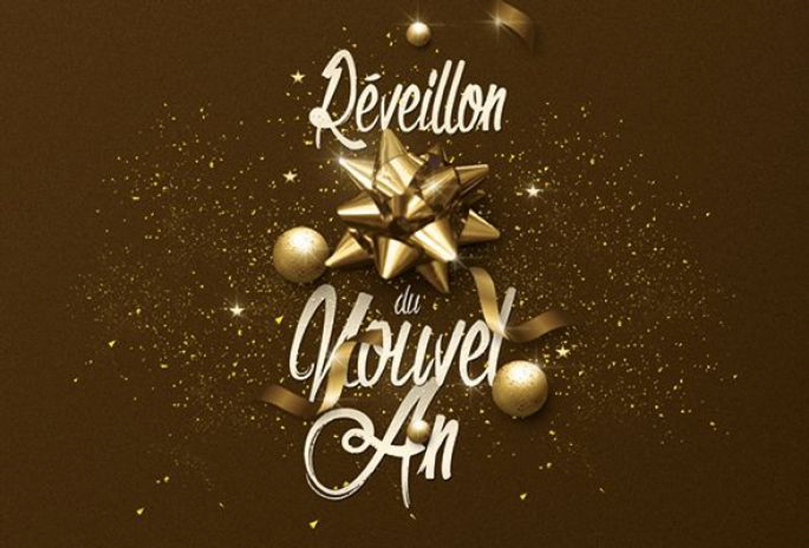 illustration reveillon de la saint sylvestre