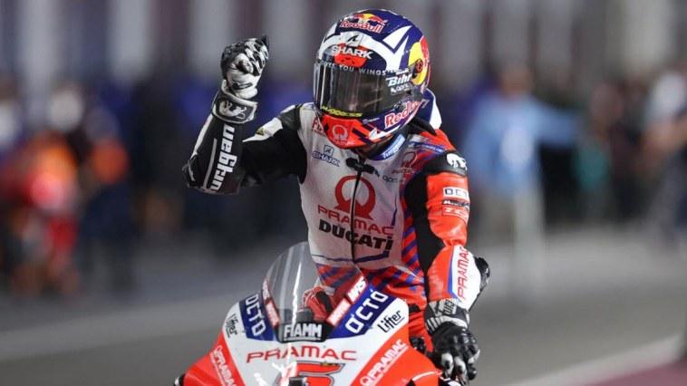 Moto. Paolo Ciabbati, le directeur sportif de Ducati, estime que Johann Zarco « peut se battre pour le titre » en MotoGP