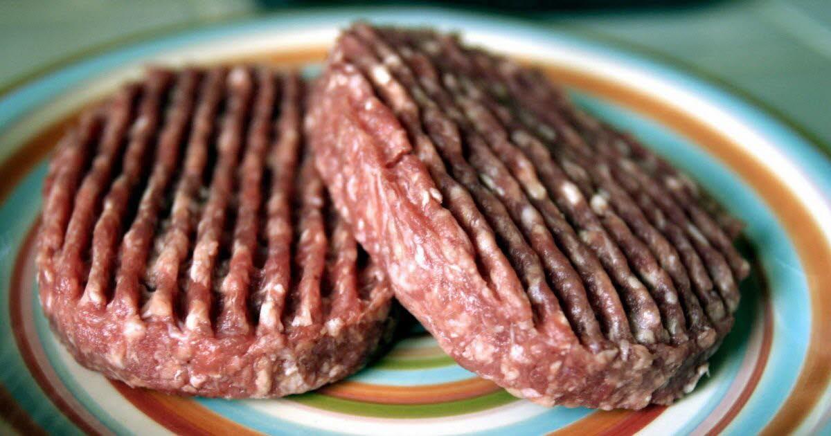 steaks et viande hachee auchan casino